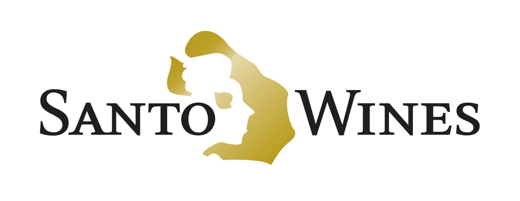 SantoWines Logo